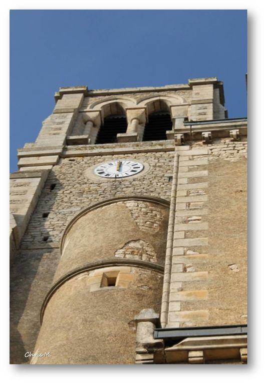 3-D Eglise Saint Etienne du Port