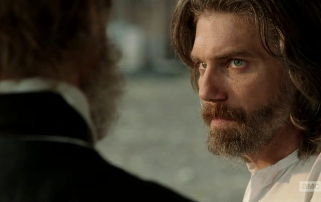 Critiques Séries : Hell on Wheels. Saison 3. Episode 10. Get Behind the Mule.