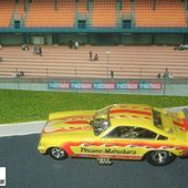 CHEVROLET VEGA 1974 FUNNY CAR PISANO ET MATSUBARA - HOT WHEELS 1/64 - car-collector.net
