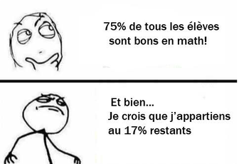 Maths et humour ...