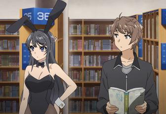 Rascal Does Not Dream of Bunny Girl Senpai (VF)