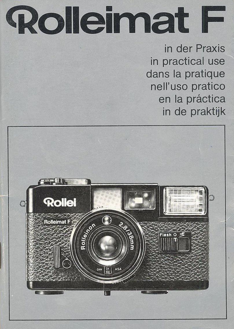 Rollei by Nitto.