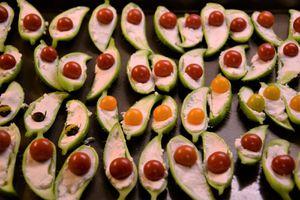 Journal du 10 août : on mange des cyclanthères