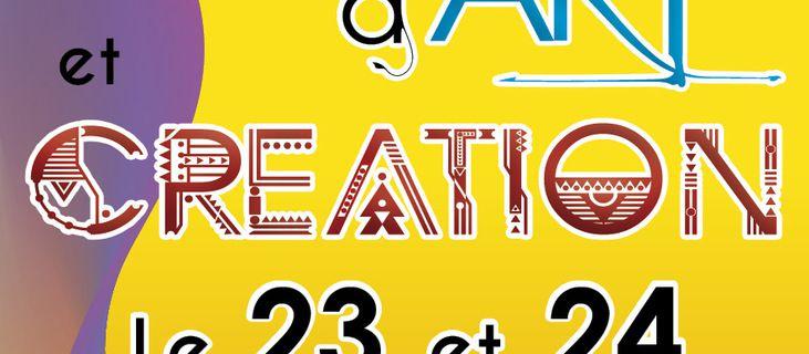 NOEL MARCHE D'ART  et CREATION