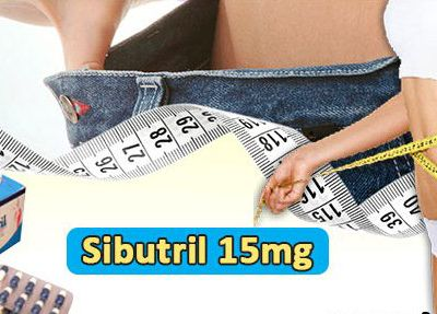 Abnehmmittel Reductil Sibutril 15 mg by HQPharma