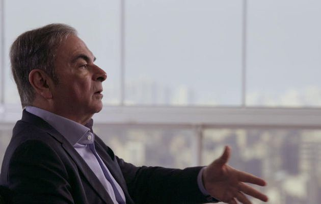 « L'ascension et la chute de Carlos Ghosn » : Documentaire inédit le 1er septembre sur France 5