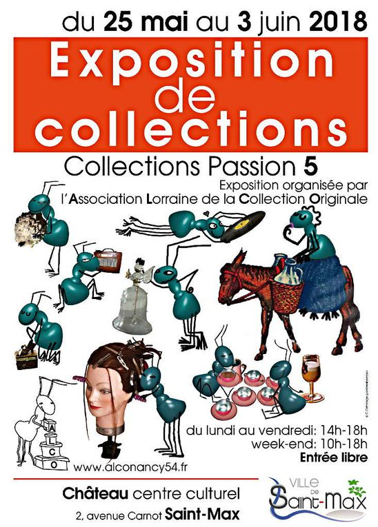Inauguration Collections Passion 5