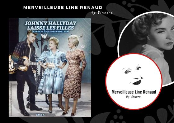 45 TOURS : 2016 Culture Factory - 3700477826710 Johnny Hallyday Liasse Les filles