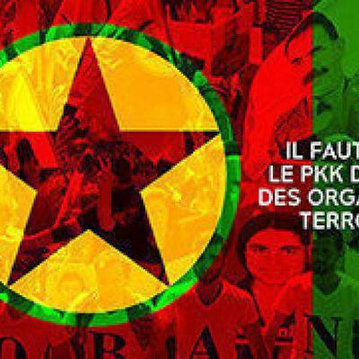 Le PKK doit être sorti de la liste des organisations terroristes