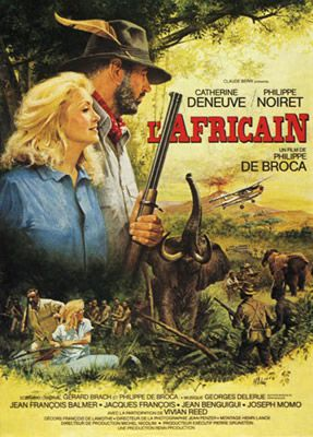 L'Africain de Philippe de Broca