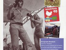 Woodstock il y a 40 ans ...