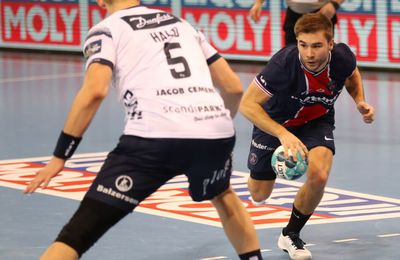 Elverum / Paris SG en direct mardi en Champions League de Handball