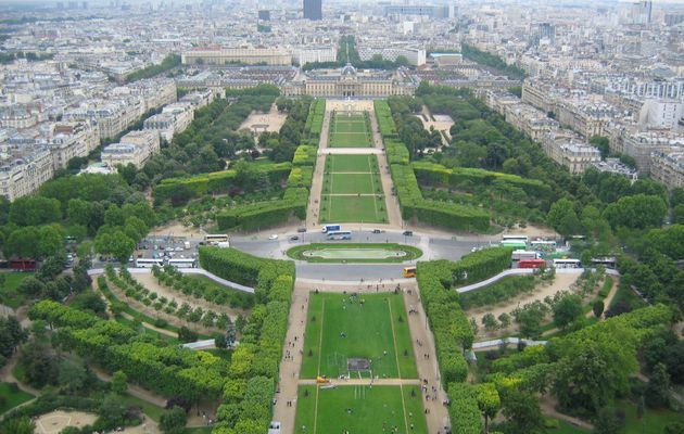 Le bunker de la Tour Eiffel