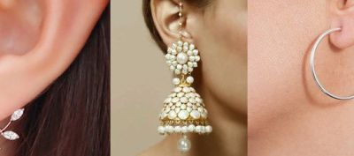 Beautiful Earrings - Helps in Enhancing the Overall Party Look