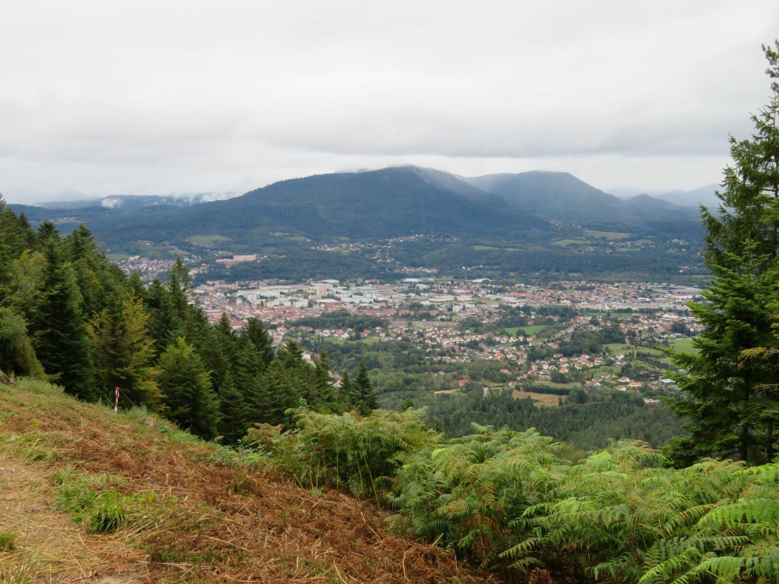 Mercredi 6 octobre - Randonnée dans le massif du Kemberg (Saint-Dié-des-Vosges)
