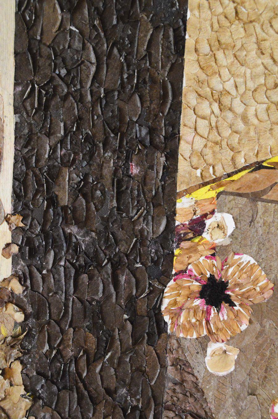 Des mosaïques en fleur