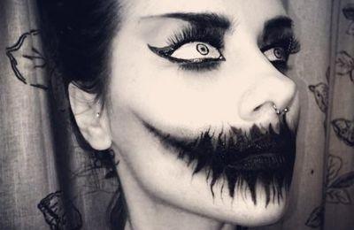 Idées Maquillages et Manucures pour Halloween #2017