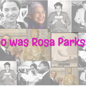 Rosa Parks by marie_mezenguel on Genially