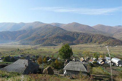 Arménie 2012 - Les ours de Berd