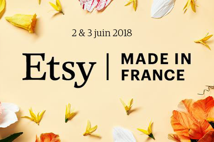 Argancy Etsy Made in France le dimanche 3 juin 2018