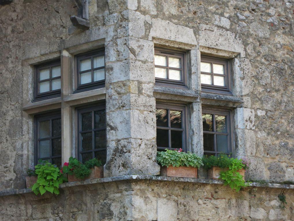La Diagonale Médiévale : Pérouges