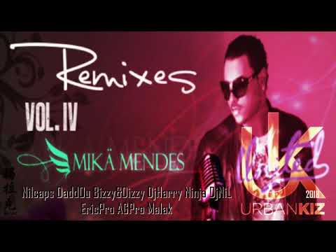 Mika Mendes: Urban Kiz Remixes (ZMN 2018)