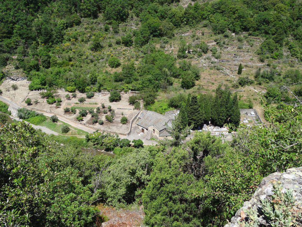 Rando Citou et barricous, de belles descentes enduro au départ de Lespinassière (11) le 14/06/2020