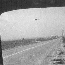 Les photos d'OVNI de Rex Heflin à Santa Ana (1965)