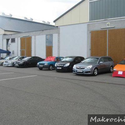 Treffenbericht 5. Tagestreffen des Opelclub Frankenhöhe e.V in Illshofen