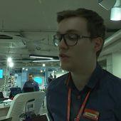 Coronavirus : les vendeurs d'ordinateurs pris d'assaut en prévision du télétravail - Le Journal du week-end | TF1