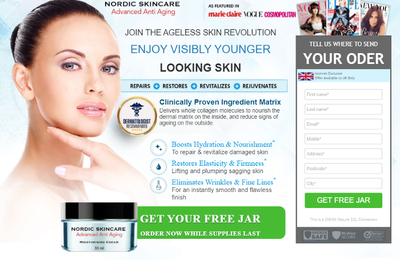 """Nordic Skincare Cream """"SHOCKING"""" Review (Hoax OR Real): Now In Sale!"""