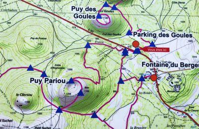Puy Pariou en Auvergne