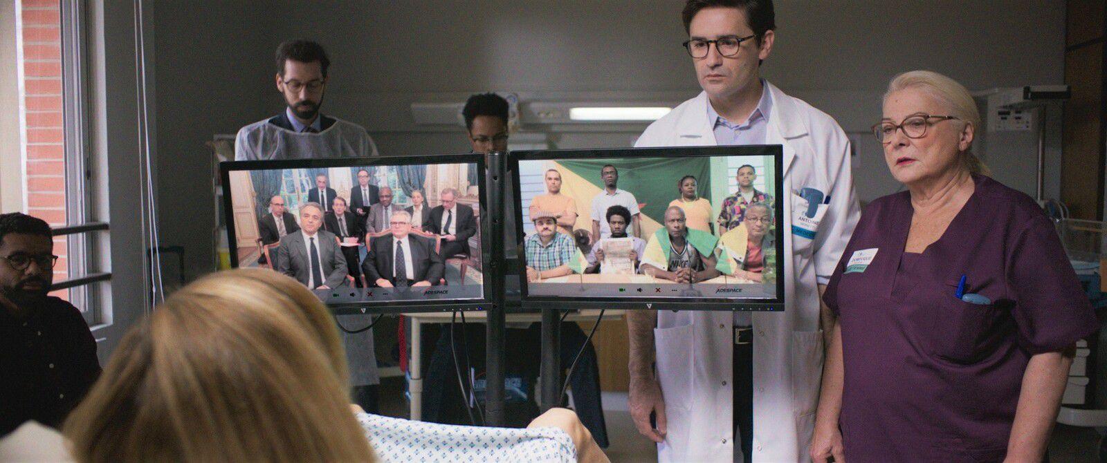 C'EST LA VIE avec Josiane Balasko, Léa Drucker, Youssef Hajdi, Nicolas Maury...au Cinéma le 28 juillet
