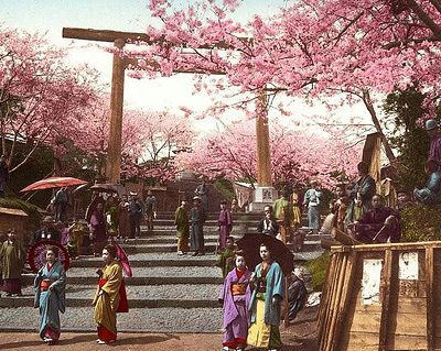 Yokohama : La promenade des Japmoureux