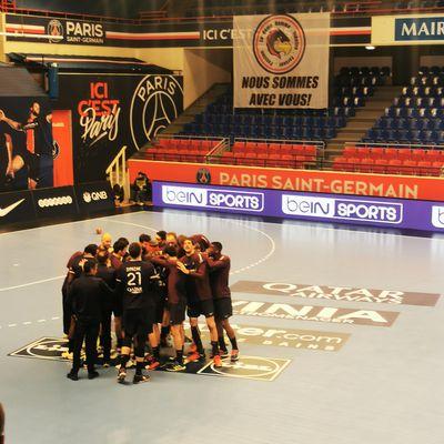 Le PSG Handball s'impose face à l'US Créteil