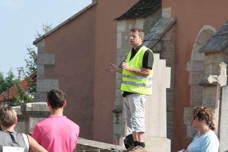 """Photographies réalisées par : Monsieur Hubert GAUDIN Dans le cadre du Duathlon """"A armes égale"""" durant la journée du samedi 26 septembre 2009 à Villebichot"""