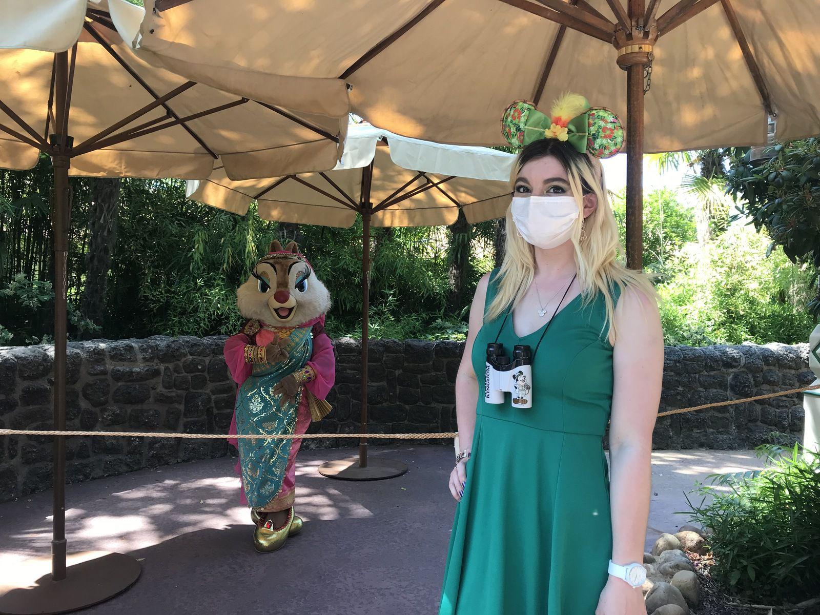 La réouverture de Disneyland Paris après 8 mois de fermeture !