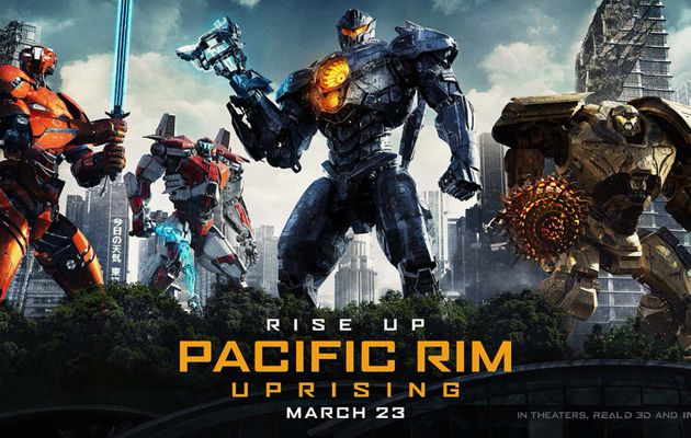 PACIFIC RIM : UPRISING de Steven S. DeKnight [critique]