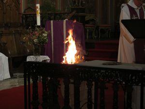 Le Mercredi des Cendres