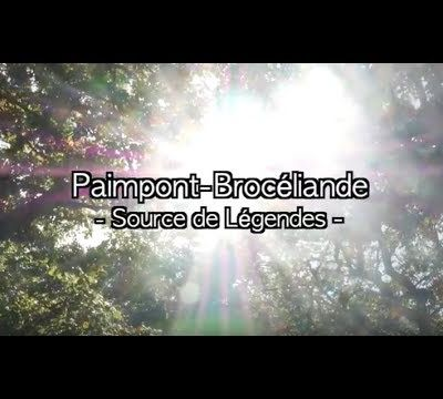 Paimpont-Brocéliande...