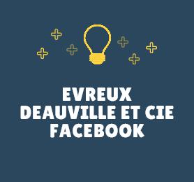 Evreux & Deauville et Cie : La revue du 25 avril sur facebook
