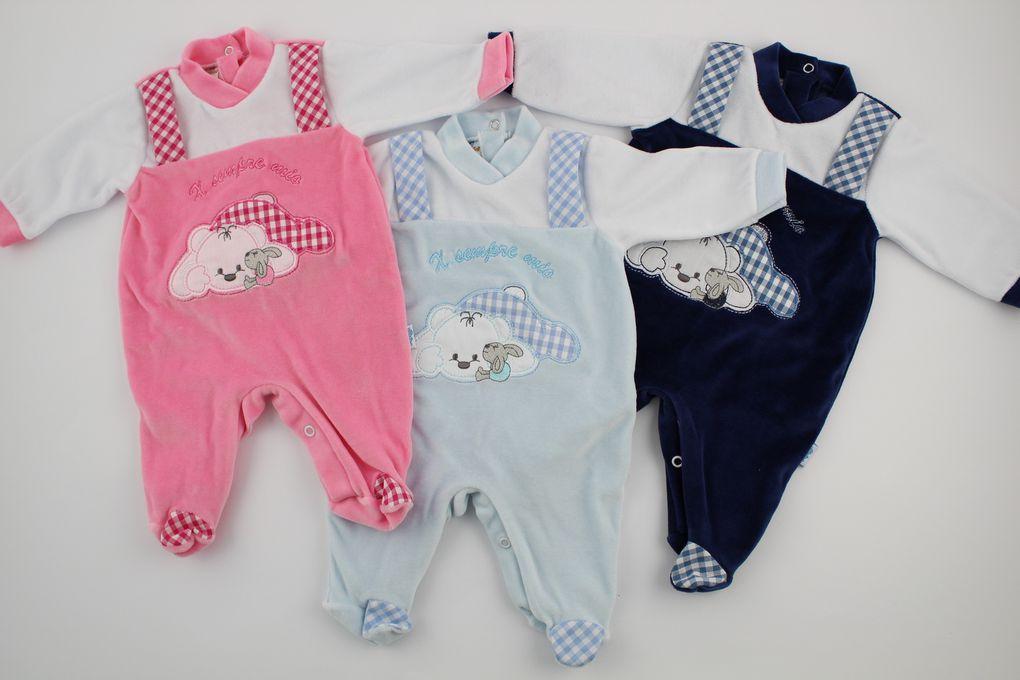 Abbigliamento per neonati: Cosa comprare?