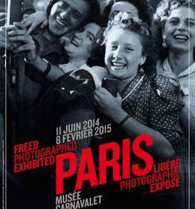 Avis expo :  Paris libéré