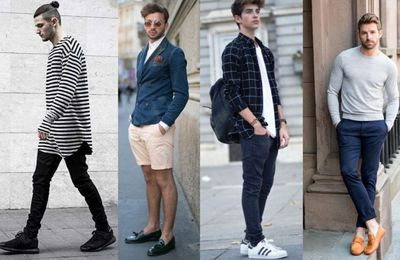 A Guide For Men's Fashion In Summer