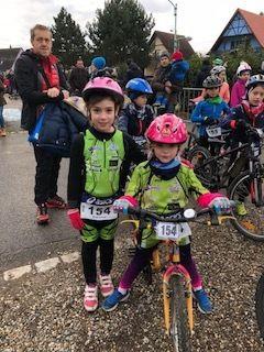 Résultats bike and run de Vendenheim 2017