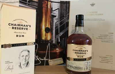 Chairman's Reserve - Legacy