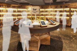 Amazon lance un Pop-up Bar à Vin au Japon !