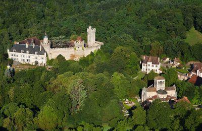 Le fantôme du château de Veauce