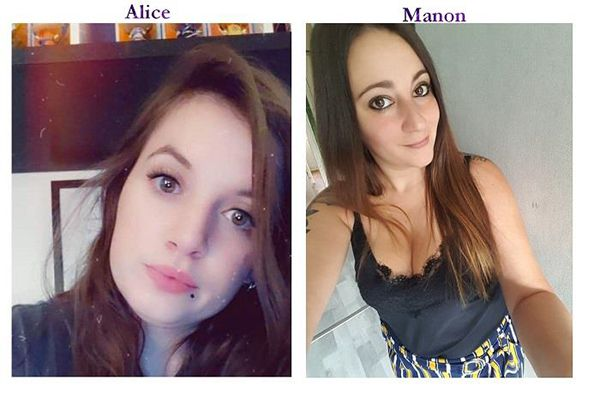 Alice et Manon, co-fondatrices Heartless Editions