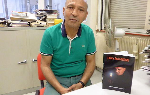 "Livre du Week-end ""L'Affaire Smaïn Djebarni, justice où es-tu ?"" de Smaïn Djebarni"